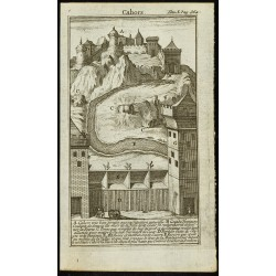 1763 - Vue de la ville de...