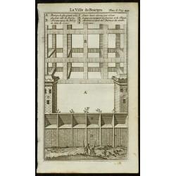 1763 - Murs de la ville de...
