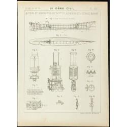 1892 - Plan ancien du...