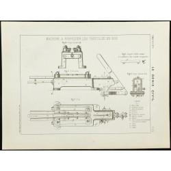 1888 - Machine à fabriquer...