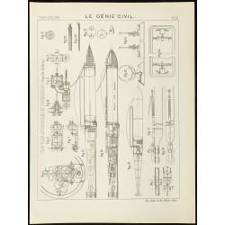 1890 - Plan ancien de...