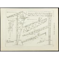 1891 - Plan ancien des...