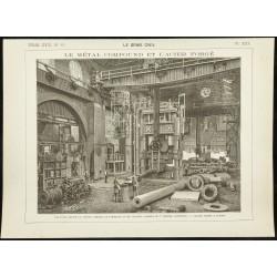 1891 - Vue d'une grande...