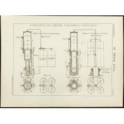 1891 - Plan ancien...