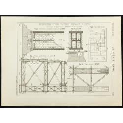 1891 - Reconstruction du...