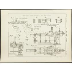 1891 - Plan ancien de...