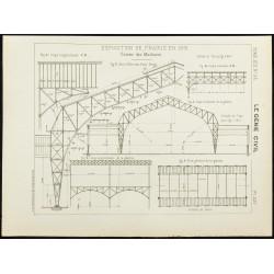 1891 - Galerie des machines