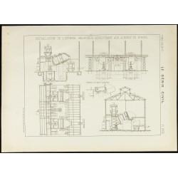 1891 - Aciéries de Hoerde