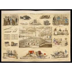 1853 - L'imprimerie...