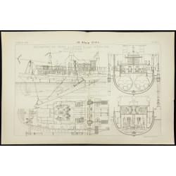 1892 - Drague du port de...
