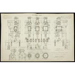1892 - Machine à...