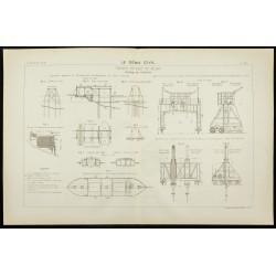 1892 - Travaux du port de...