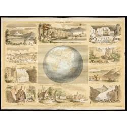 1853 - Géographie physique...