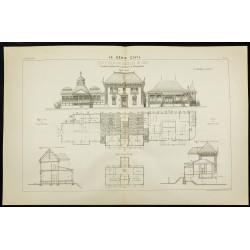 1888 - Pavillon de la...