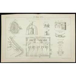 1888 - Carte de Ailsa Craig...