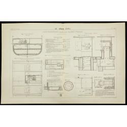1888 - Cales frigorifiques...