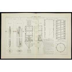 1888 - Plan ancien...