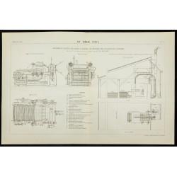 1888 - Machine à battre les...