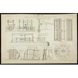 1888 - Machinerie de la...