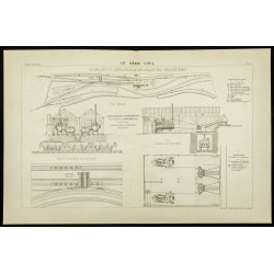 1888 - Ballastière de...