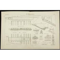 1890 - Plan incliné pour...