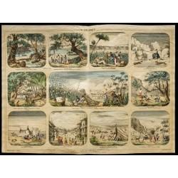 1853 - L'Amérique...