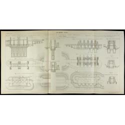 1892 - Ascenseurs à bateaux