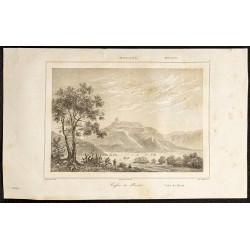 1863 - Vue du cofre de Perote