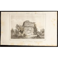1863 - Site de Xochicalco
