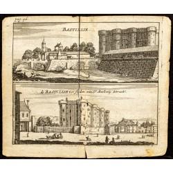 1661 - Château de la Bastille