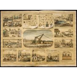 1853 - La mécanique...