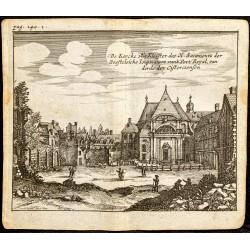 1661 - Abbaye de Port-Royal...