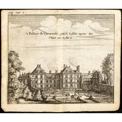 1661 - Hôtel de Luynes