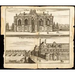 1661 - Hôtel de Vendôme