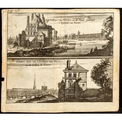 1661 - Ancien hôtel sur le...