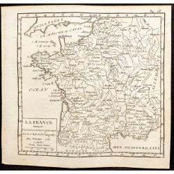 1750 - Carte du Royaume de...