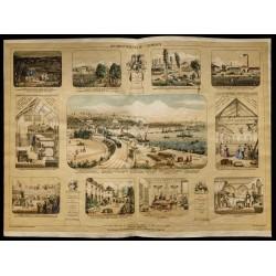 1853 - Les bienfaiteurs de...