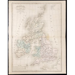 1878 - Carte des îles...