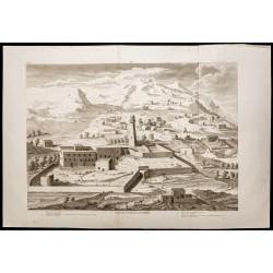1844 - Plan de la ville de...