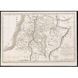 1844 - Carte de la Terre...