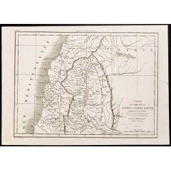 1844 - Carte du nord de la...