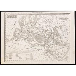 1844 - Partage de la terre...