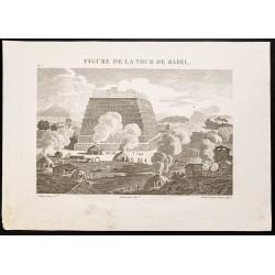 1844 - La Tour de babel