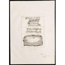 1844 - Inscriptions du Mont...