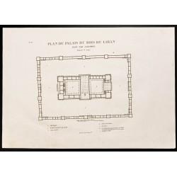 1844 - Palais du bois du Liban