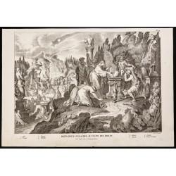 1844 - Culte des idoles
