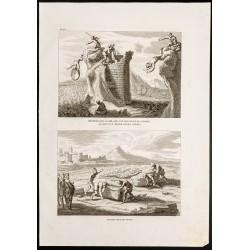 1844 - Les supplices anciens