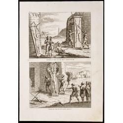 1844 - Supplices anciens et...