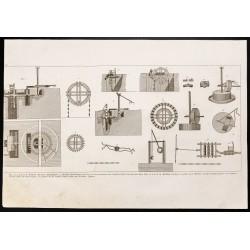 1844 - Machines hydrauliques