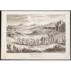 1844 - Funérailles des...
